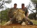 Lộ diện kẻ chặt đầu, lột da 'vua sư tử' Zimbabwe