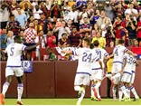 Chelsea 2-2 Barca (penalty 4-2) : Courtois cản 11m thành công, Chelsea thắng ở loạt 'đấu súng'
