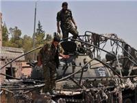 Quân đội Syria đánh bật IS khỏi một thành phố, tiêu diệt hàng trăm tay súng