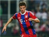 'Thomas Mueller sẽ không bao giờ rời Bayern Munich'