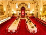 VHTC 30/07: Triển lãm hậu trường những bữa tiệc xa hoa ở Cung điện Buckingham