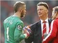 CẬP NHẬT tin tối 1/8: HLV Van Gaal đồng ý để De Gea đến Real. 'Cech sẽ là Van der Sar của Arsenal'