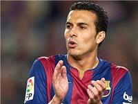 Pedro nói lời tạm biệt Barca ở Cúp Gamper