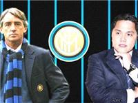 Inter Milan: Khi Mancini cãi nhau với ông chủ