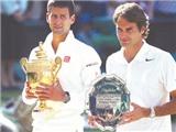 Nole, Federer và sự thống trị của những ông bố