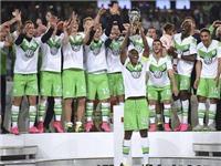 Wolfsburg 1-1 Bayern Munich (penalty: 5-4): Bayern Munich thua siêu cúp Đức mùa thứ 3 liên tiếp