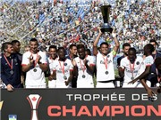Hạ Lyon, PSG giành Siêu cúp Pháp