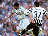 Juventus bất ngờ nhận thất bại trước Marseille