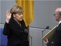 Bà Angel Merkel sẽ tranh cử chức thủ tướng Đức nhiệm kỳ thứ 4