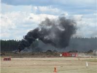 Nga: Rơi máy bay quân sự, 1 người thiệt mạng