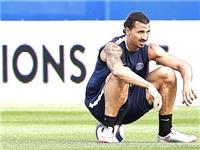 Rời PSG, Ibrahimovic sẽ tới Milan?