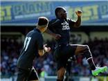 Benteke vô lê ghi bàn TUYỆT ĐẸP ở trận ra mắt Liverpool