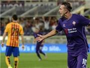 Fiorentina 2-1 Barca: Cánh chim lạ Bernardeschi khiến Barca thua trận thứ 3 liên tiếp