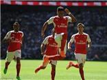 Chiêm ngưỡng lại 'siêu phẩm' của Oxlade-Chamberlain vào lưới Chelsea