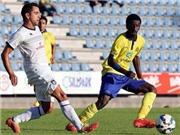 Xavi đá phạt ghi bàn tuyệt đẹp ở trận ra mắt tại Al Sadd