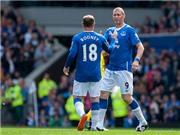Wayne Rooney một lần nữa khoác áo Everton