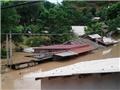 Thảm cảnh mưa lũ đã lên tới Hà Giang, tràn vào Thanh Hóa