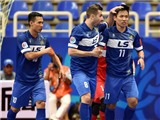 Thái Sơn Nam lọt vào tứ kết giải futsal các CLB châu Á 2015: Chậm mà chắc