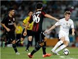 CẬP NHẬT link trực tiếp và Sopcast trận Real Madrid - Tottenham
