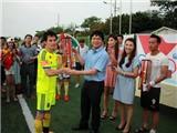Giải bóng đá người Việt tại Hàn Quốc thành công tốt đẹp