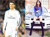Hài hước chuyện Cristiano Ronaldo 'tán gái' đã có bạn trai trên mạng xã hội