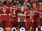 Bayern Munich 3-0 AC Milan: Bayern gặp Real Madrid ở Chung kết Audi Cup