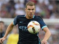 Man City đồng ý bán Dzeko cho Roma với giá 14 triệu bảng