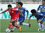 18h00 TRỰC TIẾP, Than Quảng Ninh 0-0 HAGL: Chung kết 'kiểu HAGL'