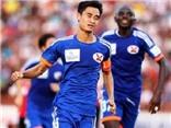 VIDEO: Vũ Minh Tuấn ăn mừng 'cảm động' khi ghi bàn vào lưới HAGL