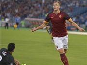 VIDEO: Dzeko rực sáng ngay trận đầu tiên khoác áo AS Roma