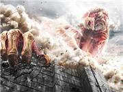 'Tấn công người khổng lồ': Kinh hoàng lũ Titan khổng lồ