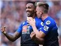 Vòng 3 Premier League: Bornemouth hạ West Ham. Leicester hòa quả cảm Tottenham