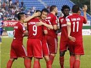 ĐIÊM NHẤN: 'Nóng' 2 đầu bảng xếp hạng V-League
