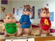 Phim 'Alvin And The Chipmunks: The Road Chip': Quà Giáng sinh khó bỏ của các gia đình