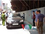 Tuyến đường sắt Cát Linh - Hà Đông:  Thanh thép rơi, bật va đầu ôtô vì 'công nhân sơ ý'