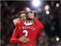Beckham-Neville, Pires-Cole trong số những cặp thi đấu cùng cánh hay nhất lịch sử Premier League