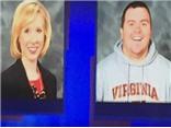 Phóng viên và quay phim đài CBS bị bắn chết khi đang lên sóng truyền hình trực tiếp
