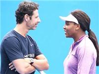 HLV nói về Serena Williams: 'Serena hiện quá thừa danh hiệu và kỷ lục'