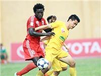 B.Bình Dương – FLC Thanh Hoá: Bữa tiệc bóng đá tấn công
