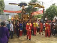 Khai hội đền Bảo Hà: Điểm nhấn du lịch tâm linh vùng sông Hồng - sông Chảy
