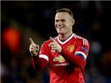 Con số & Bình luận: Wayne Rooney luôn là niềm hi vọng của Manchester United