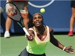 US Open: Serena Williams không cảm thấy áp lực
