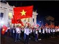 Quốc kỳ rộng 500m2 sẽ 'diễu hành' từ Nhà Hát Lớn tới Hoàng thành Thăng Long