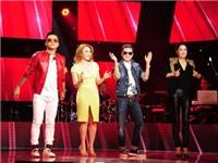 'Giọng hát Việt 2015' bước vào live show 7: Các HLV bớt nói 'sau cánh gà'