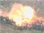 VIDEO: Vũ khí của Mỹ - Hàn bắn đạn thật như mưa trong bài tập tấn công vào sâu lãnh thổ Triều Tiên