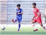Hạ U19 Singapore 6-0, U19 Việt Nam chiếm ngôi đầu bảng B