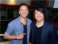 Nhà sản xuất âm nhạc RedOne: Đến Việt Nam để cùng viết nhạc với Thanh Bùi