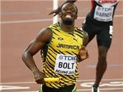 Usain Bolt giành tiếp HCV Thế giới nội dung chạy 4x100m tiếp sức