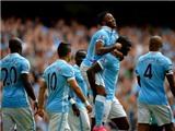Man City 2-0 Watford: Sterling tỏa sáng, Man City xây chắc ngôi đầu