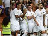 Real Madrid 5-0 Real Betis: James Rodriguez lập cú đúp 'siêu phẩm'. Gareth Bale tỏa sáng